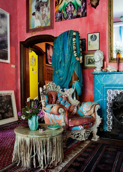 Decoration Chambre Kitsch : Decoration kitsch