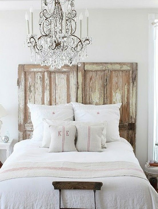 2. country headboard
