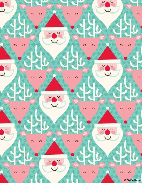 Xmas pattern9