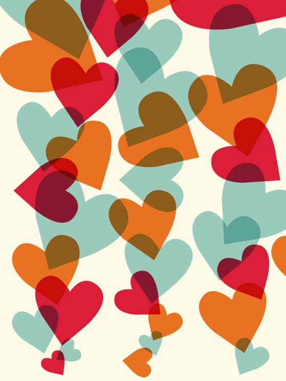 hearts patterns5_mbf