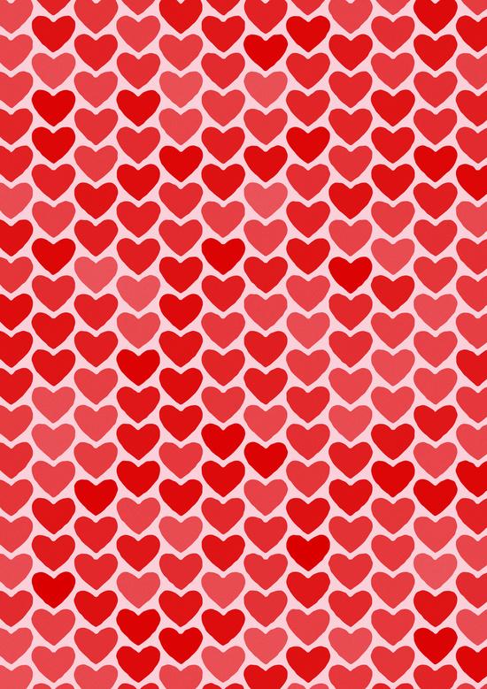 hearts patterns6_mbf