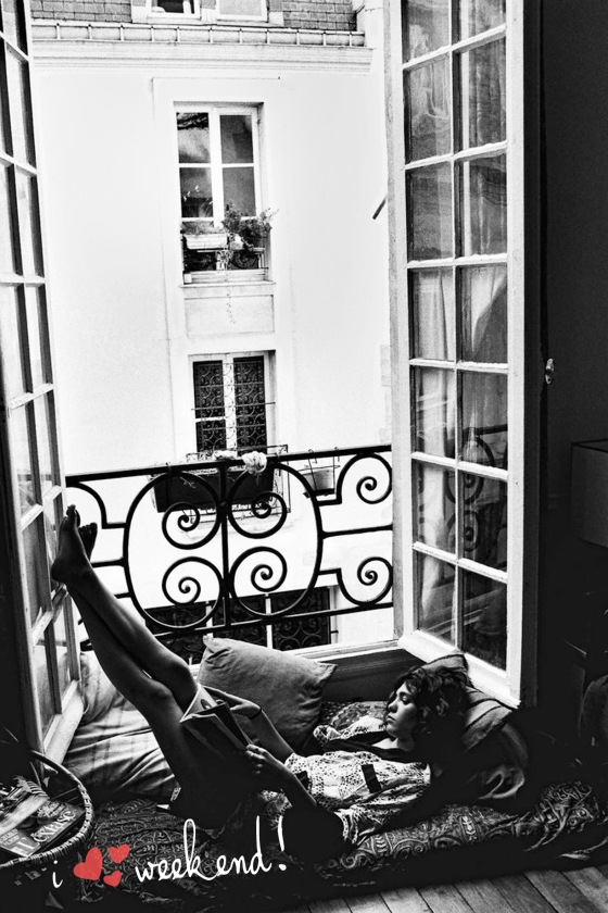 girl window