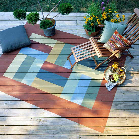 Outdoor Rugs for a cozy patio