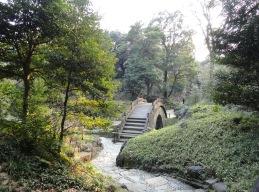Engetsu-kyo (Full moon bridge)