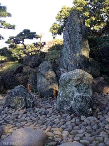 Karetaki - stone formation