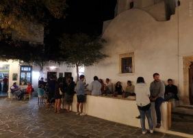 Astarti bar expanding on the church's precinct