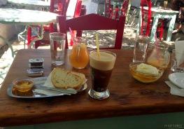 Breakfast for power!