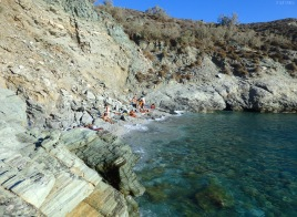 Ambeli small beach