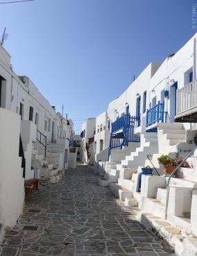 Main street of Kastro