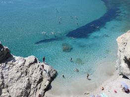 Folegandros' sea....