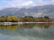 The Pamvotida Lake