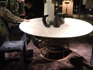Round table at Bonaldo