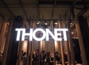 Imposing sign of Thonet