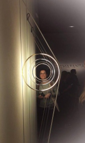 Me in the Wire Ring by Formafantasma