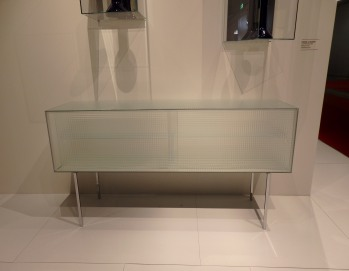Glassitalia sideboard furniture by reinforced glass