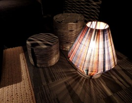 floor lamp at Missoni