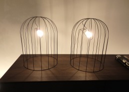 Cage lightings at de Padova