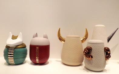 Amazing ceramics at Bosa