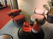 Thonet armchairs