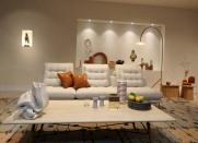 Living room at Vitra