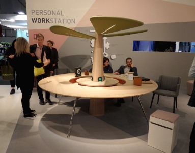 Cool working station by Estel