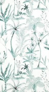 Light green jungle