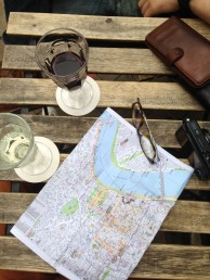 wine and travel...