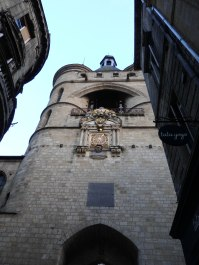 Grosse Cloche, one of the oldest belfries in France