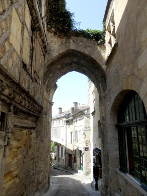 St.Emilion streets