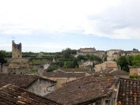 rooftops of St.Emilion
