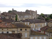 Saint-Emilion houses...