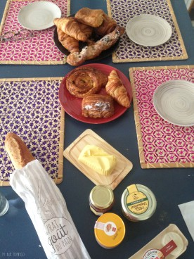 french breakfast!