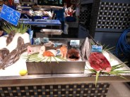 fresh fishes at the V.Hugo market